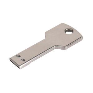 Основная часть ключа USB накопителей USB металлической памяти USB Memory Stick DIY Печать логотипа USB Flash Drive пера ключ USB
