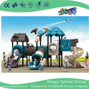 De openlucht MiddenApparatuur van de Speelplaats van het Staal van Kinderen (hj-10301)