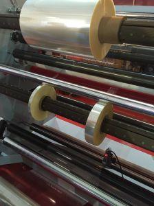 Rodillo de corte automático BOPP PE papel plástico fabricante de máquinas de Corte y rebobinado en el precio de venta