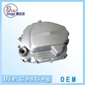 Zinc-Alloy precisa de aluminio y fundición de piezas de motocicleta en China