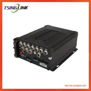 Gps-Play-back-Software DVR 8CH MiniMdvr für Fahrzeug
