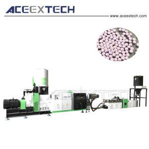 Fiocchi di PS dell'ABS di scarico di vuoto che riciclano la macchina di pelletizzazione
