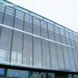 Piatto di alluminio rettangolare della maglia di alta qualità della Cina per uso esterno
