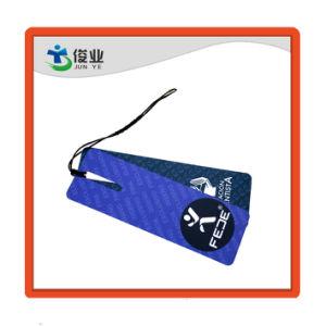 La caduta dell'indumento del documento di marca di nome del prodotto della Cina etichetta l'abitudine 2018 delle borse