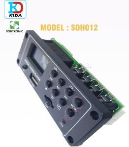 USB FM MP3 선수 암호해독기 모듈 오디오 레코딩 소리 모듈