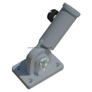 Beständiger Aluminiumlegierung-Halter-Halter mit der Farbanstrich CNC maschinellen Bearbeitung