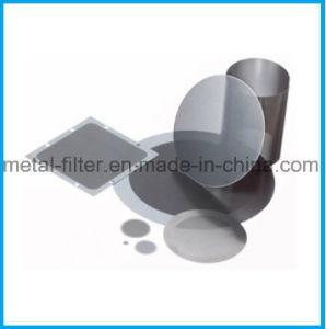 化学ファイバー機械フィルター網のエッチングの版