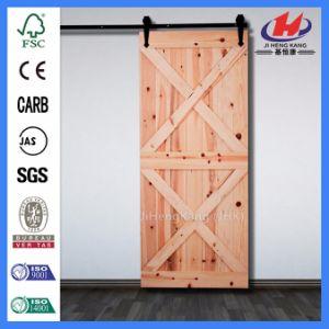 Casa do armário de madeira Interior corrediço de porta (JHK-S04)