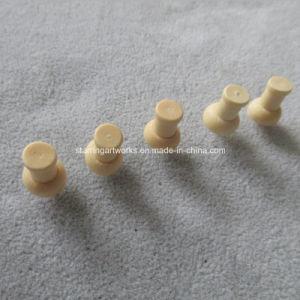 H Madeira em forma de tachinhas com agulha de aço do cabeçote de madeira