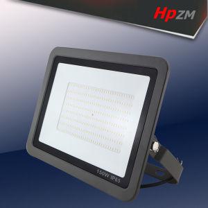 Hpzmの高品質IP65アルミニウム150W SMD LED洪水ライト