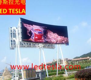 P6 en plein air à haute luminosité affichage LED en barre