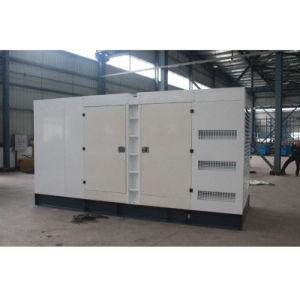 ISO Ce оказался долгим сроком службы 440квт 550 ква без Cannopy дизельного генератора