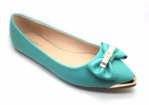 2018 Nouvelle conception de chaussures dans Lady Chaussures femme Ballerine