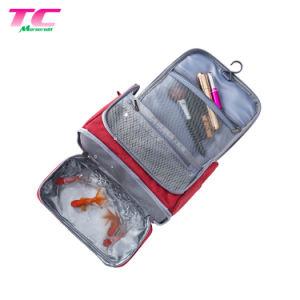 Impermeable de lona Plegable Portátil Bolsa de lavado de viajes