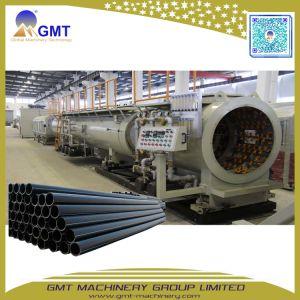 La CE aprobó la norma ISO de PVC de doble tornillo PP PE edificio de la extrusión de tubos de plástico que hace la máquina