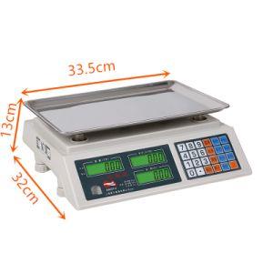 Haoyu électronique numérique prix échelle de banc de comptage 3kg
