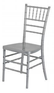 Weddings를 위한 백색 Plastic Chiavari Chair