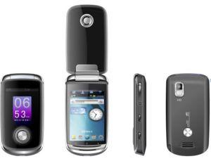 Sistema operativo del Android 2.2, Mtk 6516, Mobile di Wap WiFi GPS Samrt di sostegno