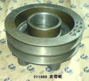 Polia do Ventilador Cummins (CCEC 211869) por parte do Motor