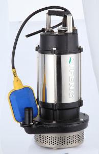 Pomp de met duikvermogen van het Water van de Elektrische Motor (QDX1.5-17-0.37)