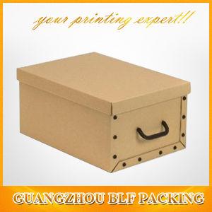 В раскрывающемся списке хранения прямоугольного сечения переднее решето подарочная упаковка бумаги