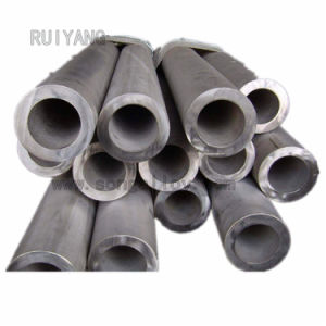 Pipe Tube System를 위한 Tp316L Stainless Steel Seamless Round Tube
