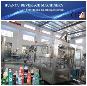 自動エネルギー飲み物の充填機(DCGF18 18 6)
