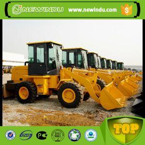 Hoogste Verkoop in Oezbekistan China XCMG Lader Lw300kn van het Wiel van 3 Ton de Mini