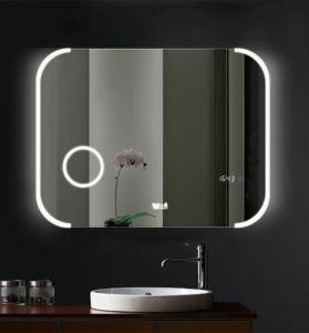 Ванная комната под руководством Smart наружного зеркала заднего вида с сенсорным экраном LED наружного зеркала заднего вида со светодиодной лампы