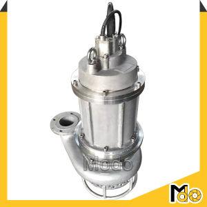 Motor IP68 da bomba de chorume submersíveis centrífugos