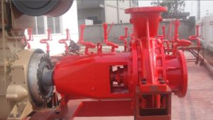3600 m3/H Presión de la Fifi el agua de mar por buques de la bomba de la lucha contra incendios