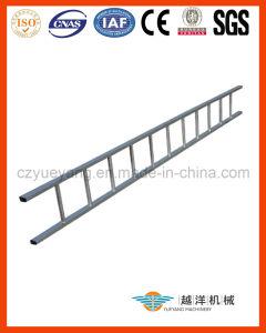 Escada de andaimes de aço galvanizado com design clássico