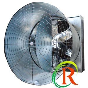 RS Serien-Druckbelüftung-Absaugventilator mit Edelstahl-Kegel-Rahmen für Blumen