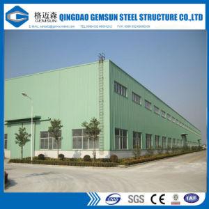 Estructuras de acero ligeras para el edificio y el sector de la construcción
