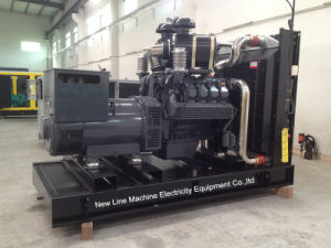 375 kVA Groupe électrogène de puissance diesel Deutz
