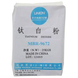 Het uitstekende Rutiel van het Chloride van de Bleekheid Mbr9672 TiO2