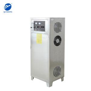 魚のふ化場の水処理のためのオゾン発電機
