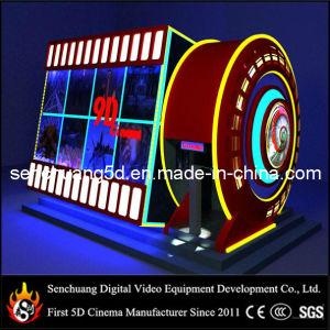 Machine de jeu 5D/6D/7D/9D Simulateur de cinéma