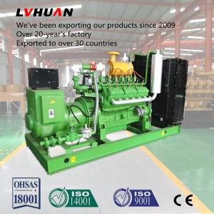 380V 50Hz 3pH 200kVAのセリウム無声LPGの天燃ガスの発電機