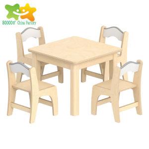 Los niños modernos de la escuela jardín de infantes Cuna silla mesa productos de mobiliario para niños