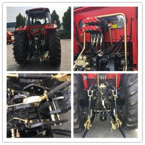 120HP landbouwbedrijf/Landbouw/de Landbouw/Wiel/Agri/Compacte Tractor met ISO