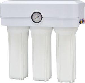 Sistema RO económica europea de la moda de filtro de agua sin bomba y los componentes eléctricos