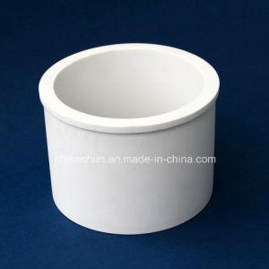 De hoge Alumina van de Weerstand van de Slijtage Ceramische Cilinder van de Voering voor het Vervoeren van Systeem