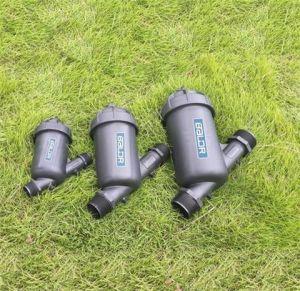 1 Filter van de Schijf van het Water van de Irrigatie van het Type van duim Y de Plastic