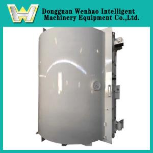 Vuoto di plastica della forcella che metallizza la macchina di alluminio di evaporazione del rivestimento del bicromato di potassio della macchina