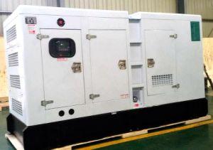 150квт/128 квт 135 квт/108 квт неподвижного типа электрические генераторной установки с огромными топливного бака