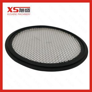 2 50,8 mm Grau Alimentício Triclamp junta EPDM 100a tela de malha de aço inoxidável