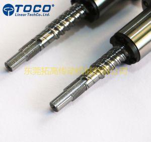 SMT 기계장치를 위한 높은 정밀도 Sfu1605 선형 공 나사