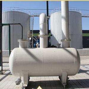 Het recycling van de Plantaardige olie van het Afval aan de Plantaardige olie van het Afval van de Installatie van de Biodiesel aan de Installatie van de Biodiesel
