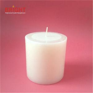 Uso tradicional Pilar vela branca com encolher Pack
